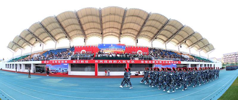 2018年中国药科大学军训科目时间安排,大一新生入学考试军训时间