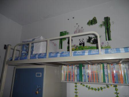 河北建筑工程学院宿舍条件怎么样,宿舍图片