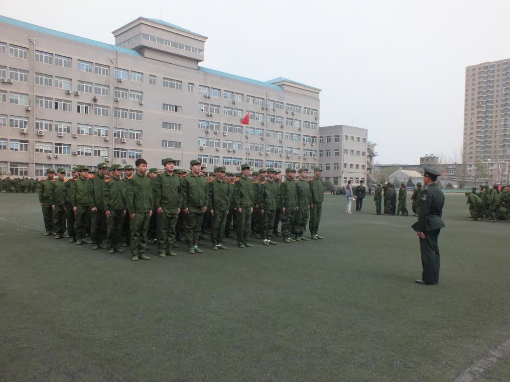 2018年沈阳大学军训科目时间安排,大一新生入学考试军训时间