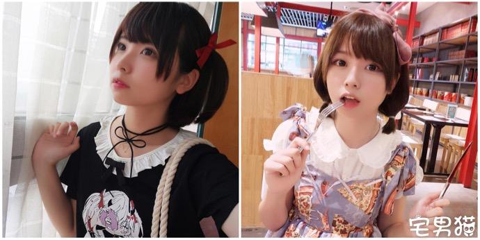 可爱程度甜过蜜糖的coser黎狱Ristuki
